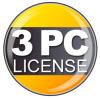 3 PC License