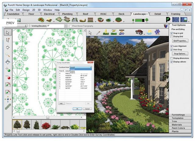 Architekt 3d X8 Gartendesigner Für Windows Fotorealistische