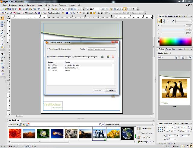 Serif PagePlus X4 - DTP Software für Design und Layout Projekte
