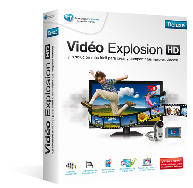 Video Explosion HD Deluxe