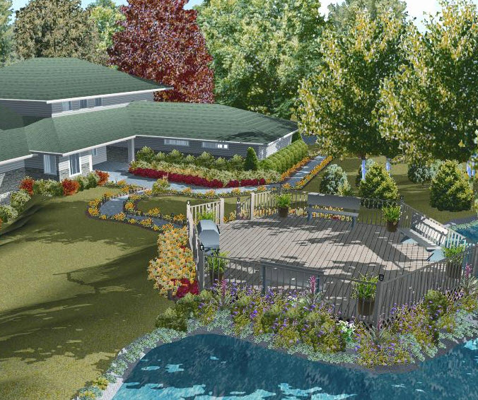 Crer Son Jardin Virtuel Gratuit Latest Petit Jardin Ou Terrasse En