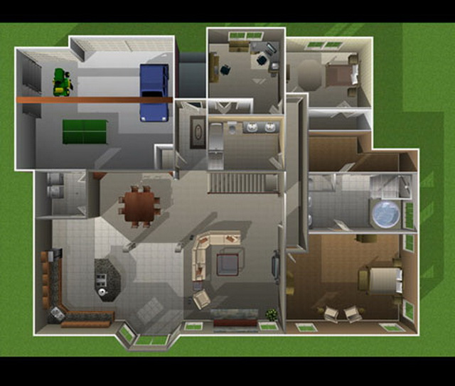 Home design 3d 2011 compact for Crea la tua casa dei sogni