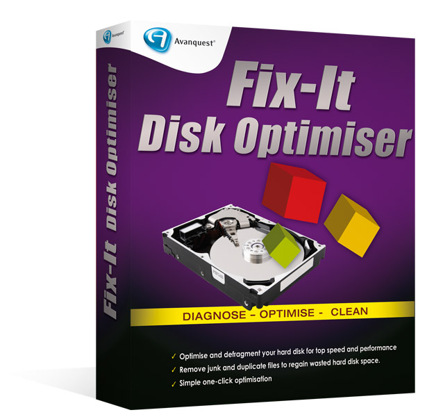 Fix-It Disk Optimizer