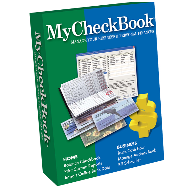 my checkbook