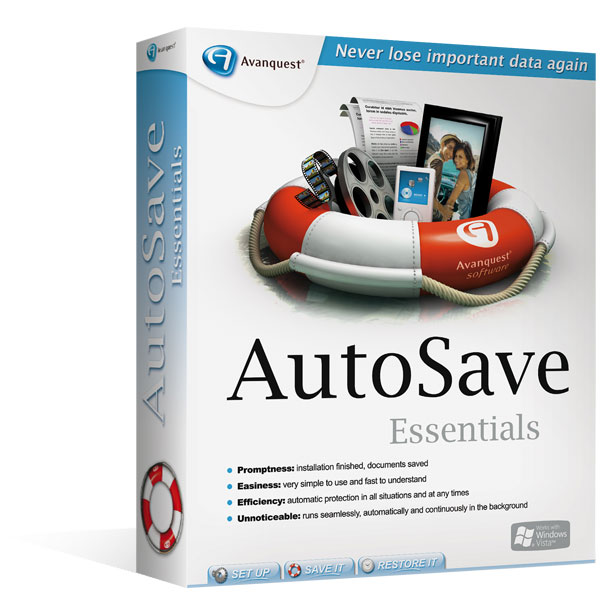 AutoSave Essentials