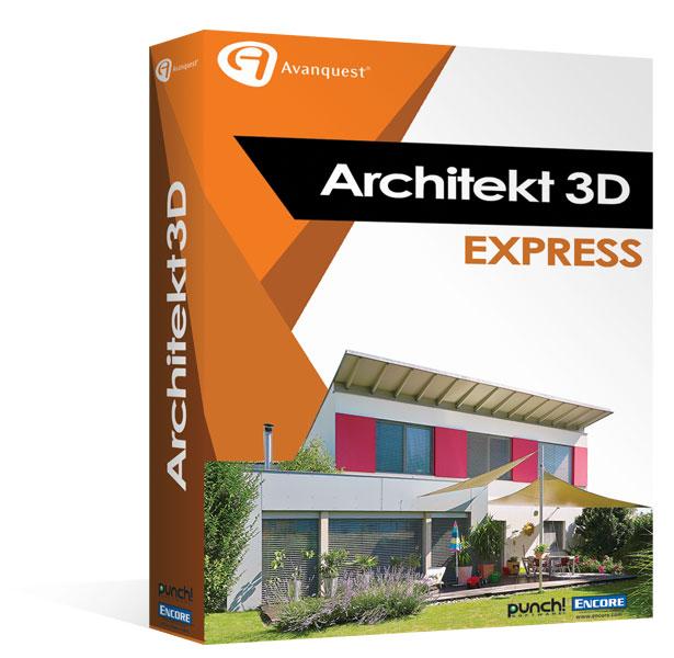 Architekt 3D Express 2017 V19