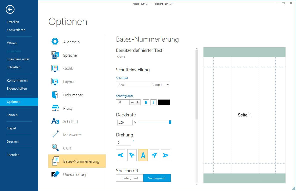 PDF Bates Numberer Tool