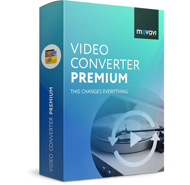 Movavi Video Converter Premium 20 für Mac