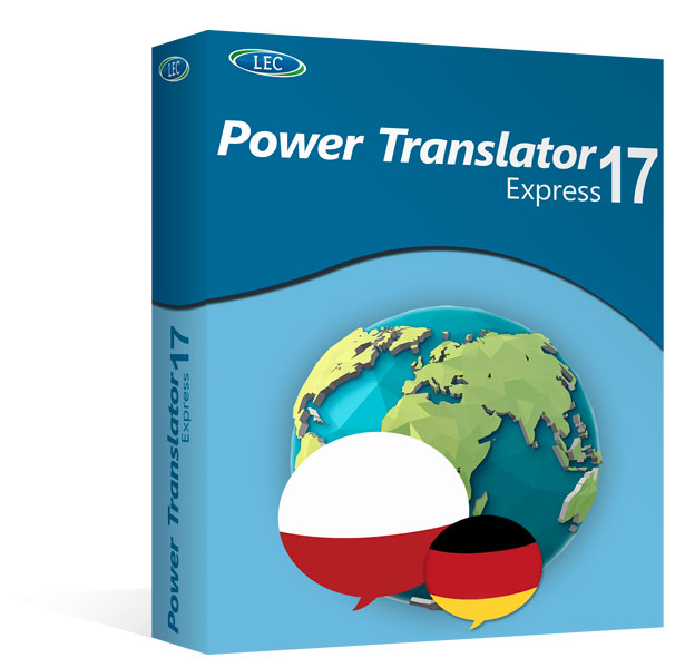 Power Translator 17 Express Deutsch-Polnisch