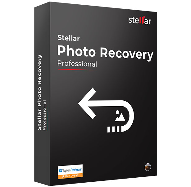 Stellar Photo Recovery Mac Professional 10 - 1 Jahr