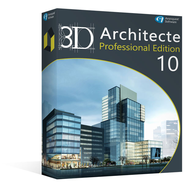 3D Architecte Professional 10