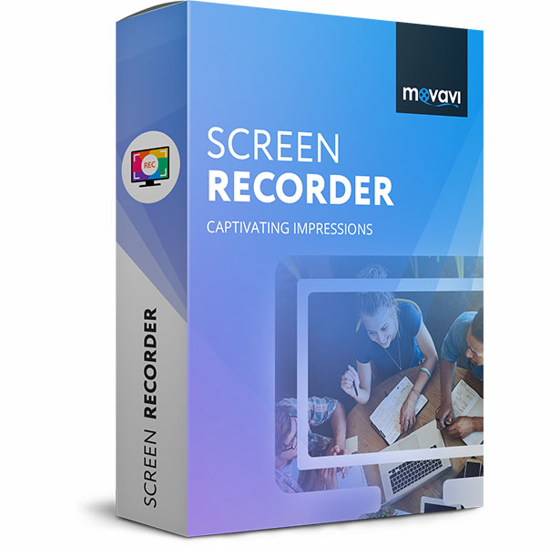 Movavi Screen Recorder 11 Mac