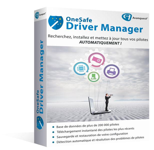 OneSafe Driver Manager 4
