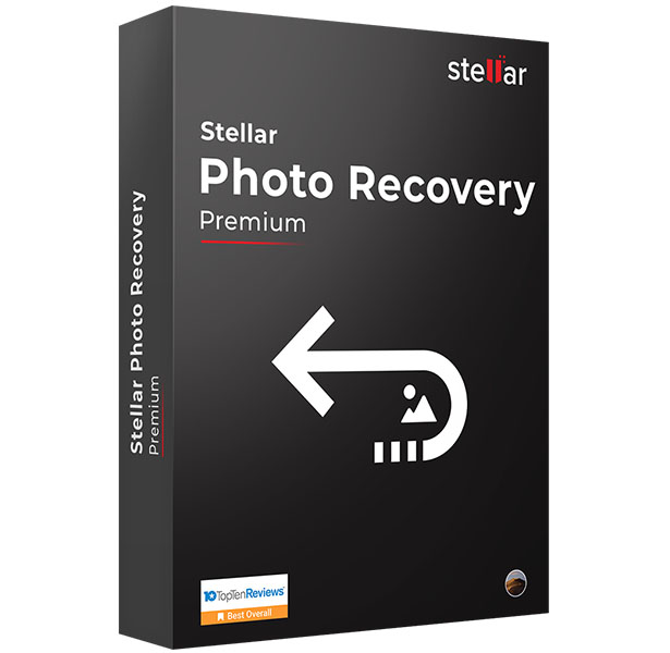 Stellar Photo Recovery Mac Premium 10 - 1 an