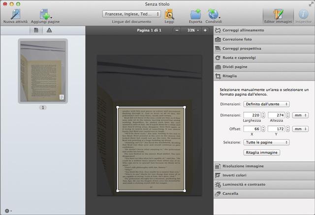 Abbyy finereader pro for mac il miglior software ocr da for Miglior software di progettazione edilizia