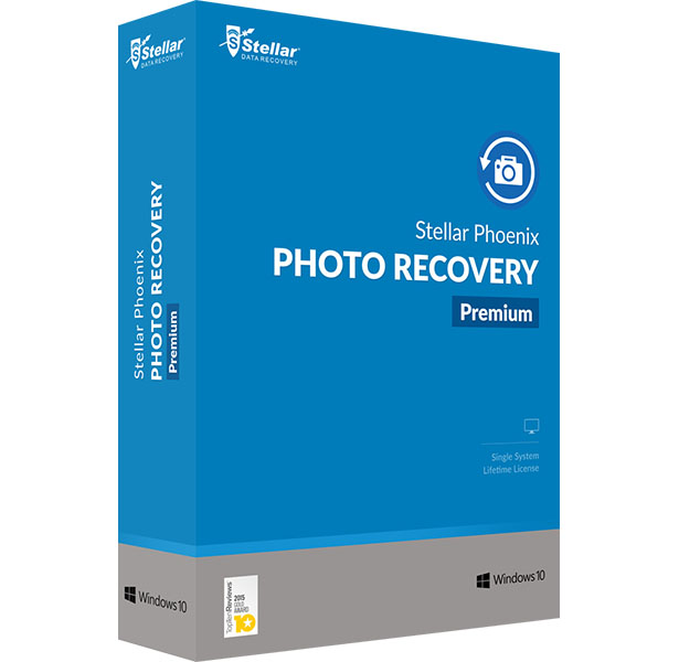 Stellar Phoenix Photo Recovery 8 Premium per Windows