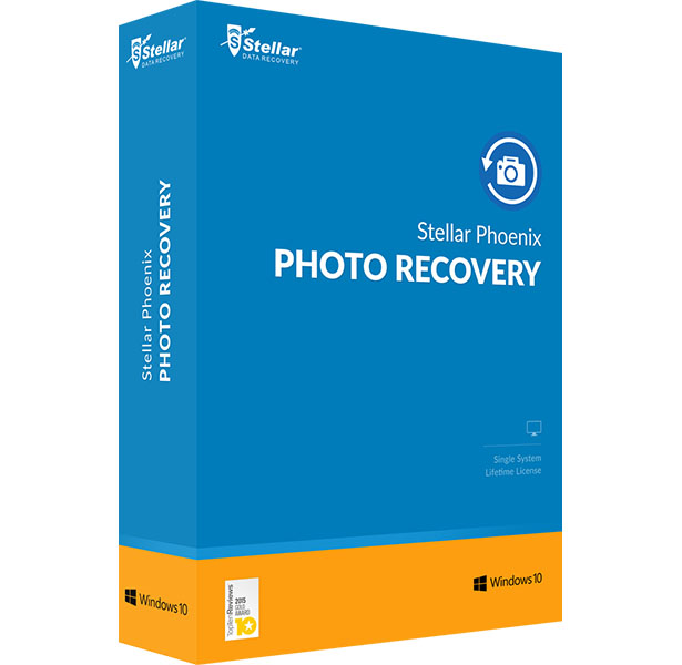 Stellar Phoenix Photo Recovery 8 per Windows