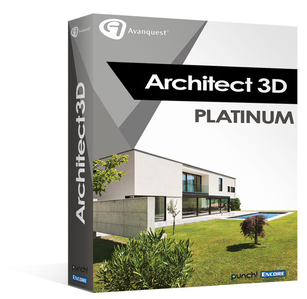 Architect 3D Platinum 2017 (V19)