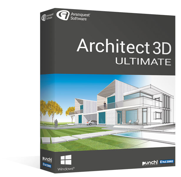 Architect 3d Ultimate 20 The Ultimate Solution To Help You Design Your Dream Project