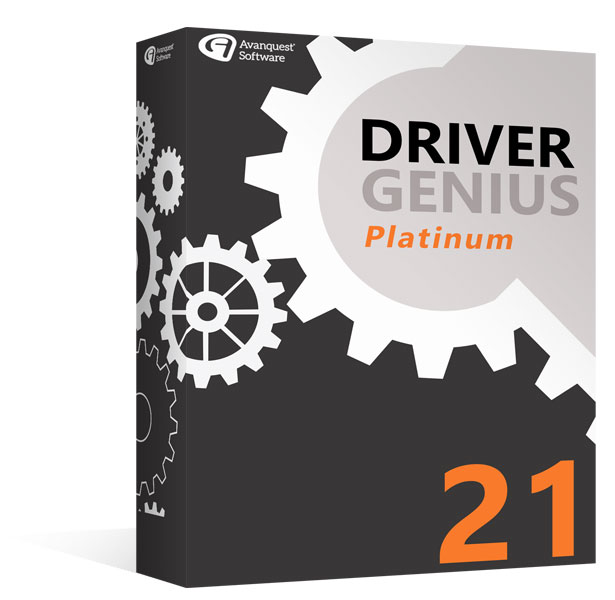 Driver Genius 21 Platinum Edition - 1 year