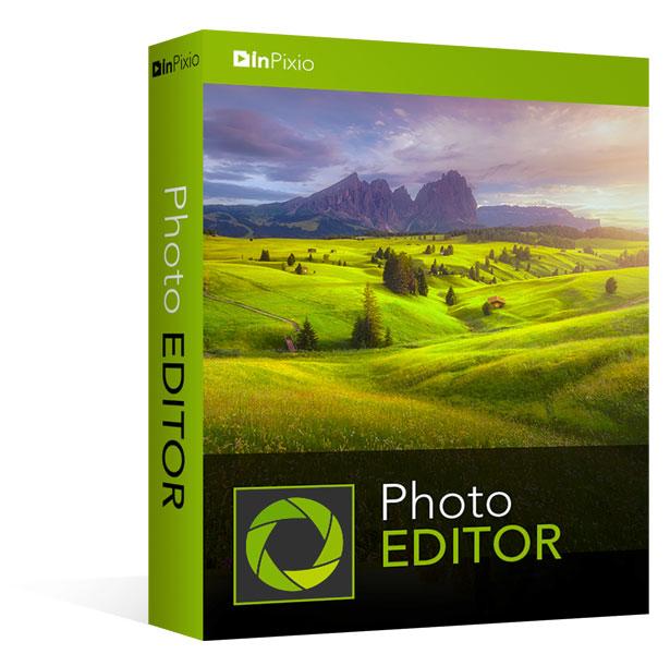 InPixio Photo Filter /& Effect Pro 5 Full Version Windows PC Digital Download