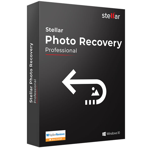 Stellar Photo Recovery Professional 10 - 1 year