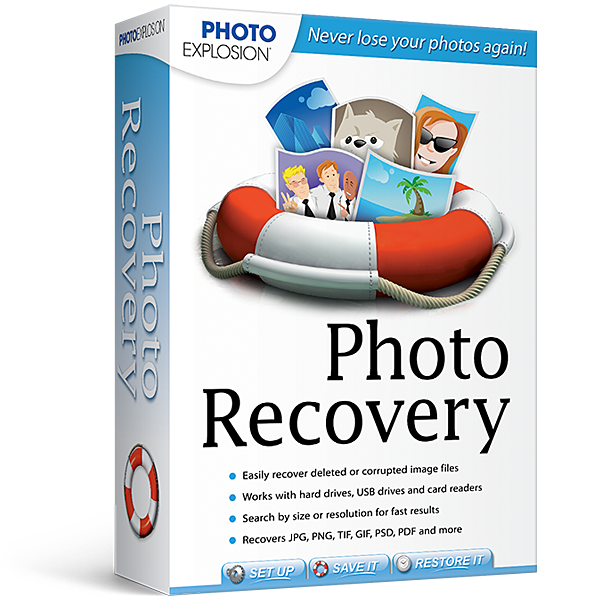Photo Explosion Photo Recovery